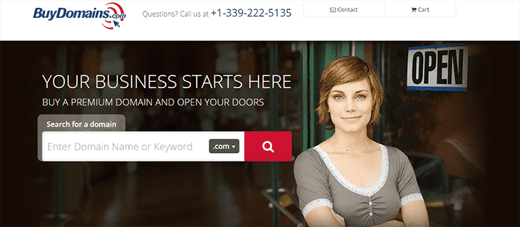 BuyDomain Offical Website - Domainhostcoupon