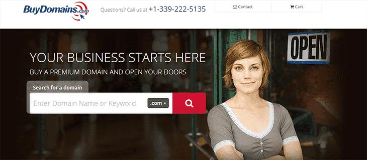 BuyDomain Offical Website - Domainhostcoupon