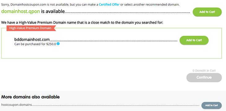 Check domain name on Register com