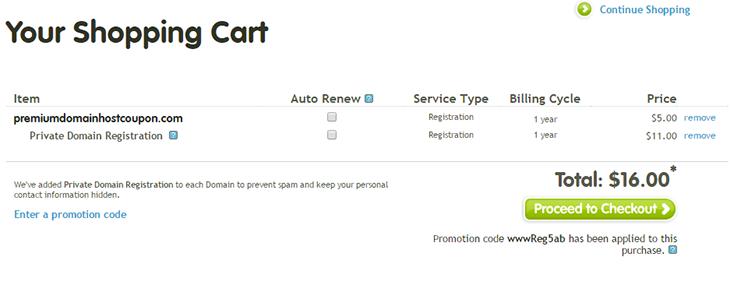 Checkout Register com