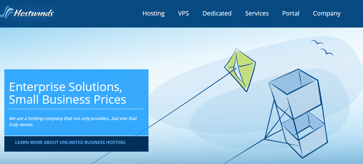 Hostwinds offical website - domainhostcoupon
