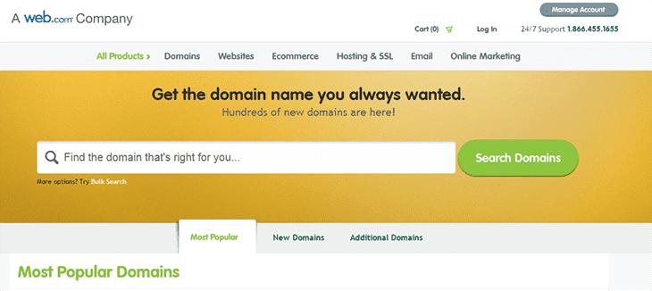 Register com offical website