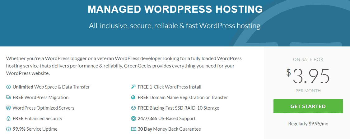 Save Off WP hosting GreenGeeks Domainhostcoupon