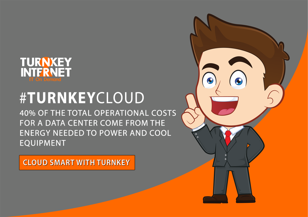Turnkey internet Cloud Servers