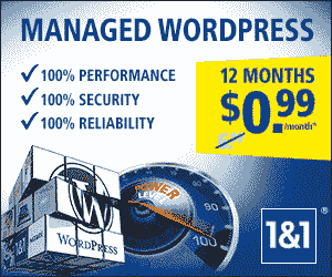 1and1 wordpress hosting coupon