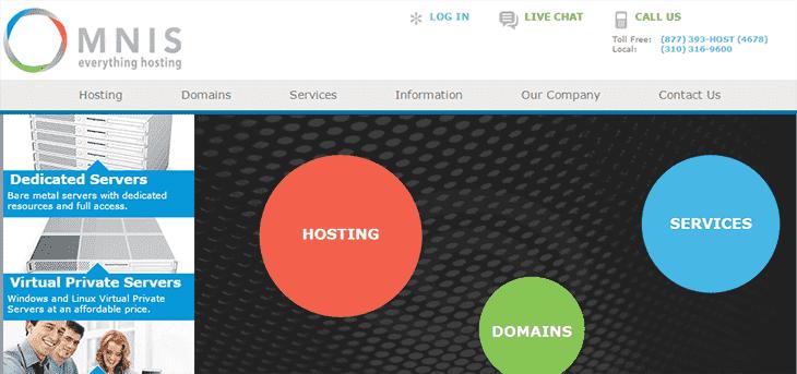 OMNIS offical website
