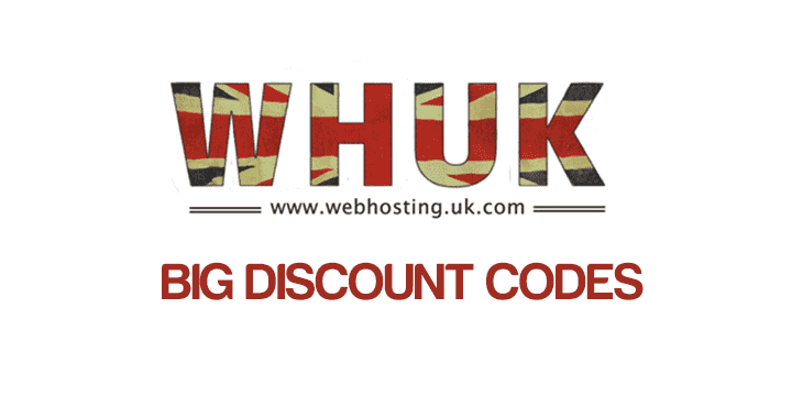 Web Hosting UK discount codes sale off