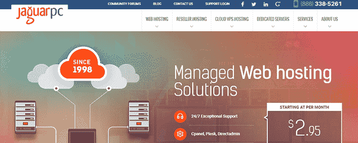 JaguarPC Website