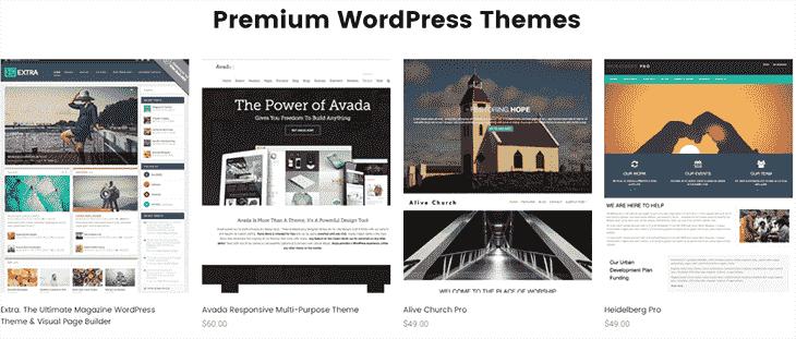 Themes WordPress at FrogThemes