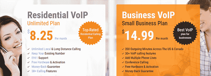 VoIP Plans at axvoice