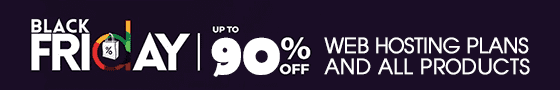 Black Friday Web Hosting and Cyber Monday Up to 90% Off All Web hosting plans