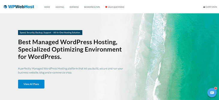 WPWebHost is one of the WordPress website hosting service providers that you can refer to