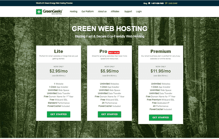 Hosting Web Hosting Plans