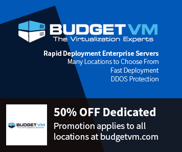 Budget Dedicated Servers Offers: 50% OFF for All Locations